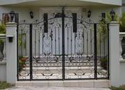 Кованные элементы,  Кованные изделия,   Роллетные системы,  Автоматические ворота, Жалюзи,  Рулонные шторы,  Маркизы,