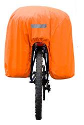 Чехол для велосумки (велобаула,  велорюкзака)