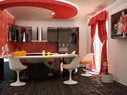 Дизайн интерьеров,  эстетическое насыщение помещений
