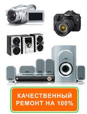 Ремонт телевизоров,  фото и видео техники