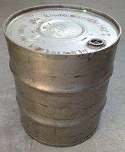Barrel titanium 100 & 200 lts (TiO2)