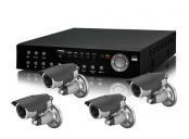 октопус системы охраны и видеонаблюдения