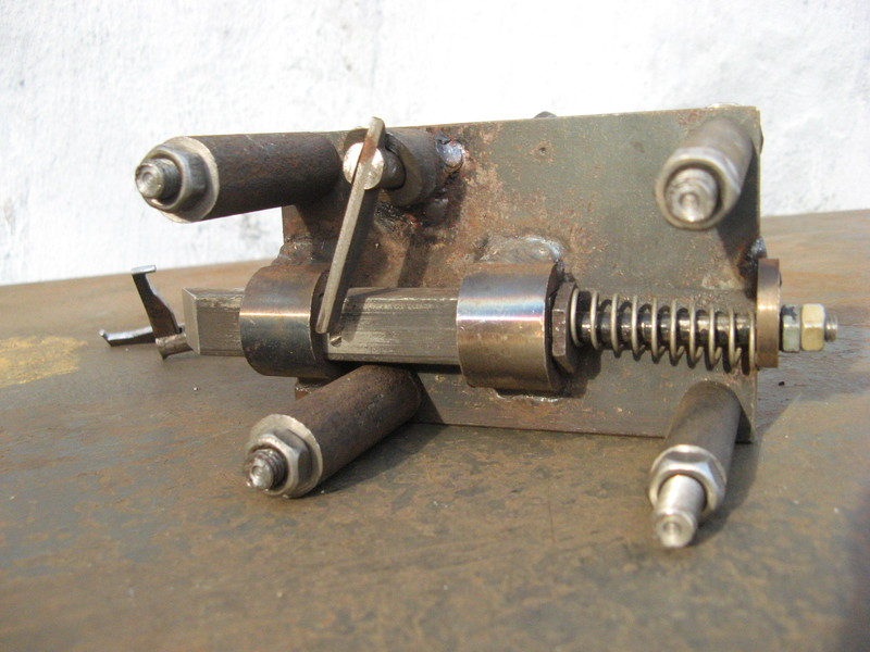 Как сделать ключ от гаража своими руками 926