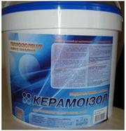 Теплоизоляция Керамоизол - жидкое энергосберегающее покрытие Николаев