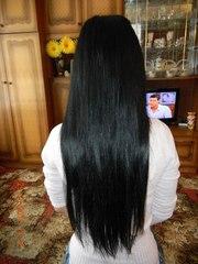 Наращивание волос. Николаев.