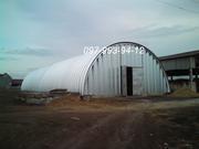 Ангары,  зернохранилища,  склады.