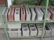 Блоки бетонные стеновые Николаев     Бетонные блоки,  камень бетонный