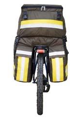 Велосумка,  велорюкзак,  (велобаул) DenVik-universal.