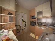 Дизайн интерьеров,  экстерьеров и 3-D визуализация