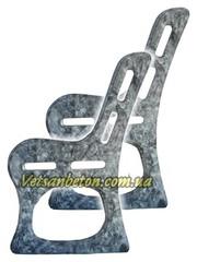 Продажа бетонных скамеек