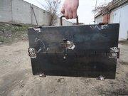 продаю мангал-чемоданчик на 8 шампуров