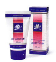 Бонавтилин-Крем восстанавливающий для суставов