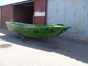 Продается дюралюминиевая лодка