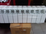 радиаторы,  батареи,  (алюминий) для нестандартных  помещений