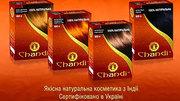 Натуральные краски для волос CHANDI на основе хны