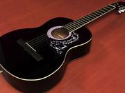 обучение:гитара, баян, аккордеон, ф-но, вокал.