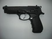Стартовый пистолет Stalker-918 (берета)  чёрный.
