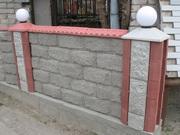 Шлакоблок фактурный рваный камень купить в Николаеве