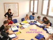 Английский язык в Октябрьском
