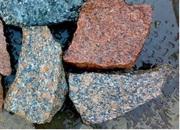 Реализуем населению бутовый камень с доставкой по Николаеву.