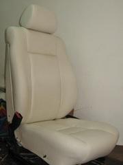 Реставрация сидений автосалонов. Изменение дизайна для легковых автомо