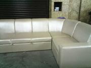 Перетяжка мягкой мебели,  изготовление дизайнерской мебели. Делаем под