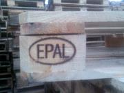 Изготавливаем брус сосновый,  чашку,  кубик для деревянных грузовых подд