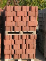 Столбовой шлакоблок Николаев Шлакоблок для столбов забора купить