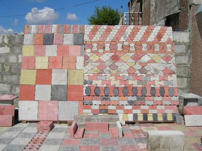 Тротуарная плитка Николаев цена Плитка тротуарная купить в Николаеве - Стройматериалы