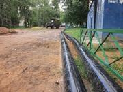 Прокладка водопровода канализации,  Николаев