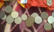 Продам монеты СССР,  значки,  марки.
