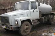 газ 3307 (бочка)