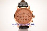 Мужские наручные часы Vacheron Constantin (Код: VC005)
