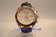 Качественные мужские наручные часы Omega Seamaster (White), гарантия