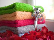Махровые полотенца 70х140