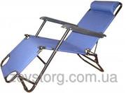 Кресло-шезлонг складной 1, 60м