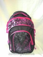Рюкзак школьный с эргономичной спинкой