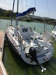 Продаю яхту ВС-750 (компромисс)