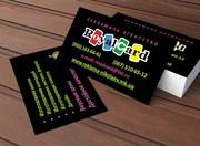 Печать визиток. Акция!!!