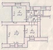 Продам 3-х комнатную квартиру в Николаеве