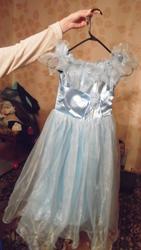 Продаю ШИКАРНОЕ детское платье, подойдёт на Новый год, выпускной.