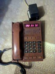 стационарный телефон с АОН МЭЛТ-3000