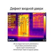 Теплоаудит (Энергоаудит),  тепловизионное обследование в Николаеве