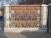 Облицовочные блоки под рваный камень Николаев цена