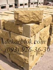 Блоки колотые декоративные Николаев