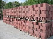 Блоки для столбов забора  Николаев
