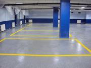 Ремонт бетонных полов. Полимерные наливные полы,  3д полы