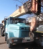 Продаем автокран Краян КС-557Кр,  30 тонн,  КрАЗ 65101,  2006 г.в.