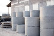 Кольца бетонные армированные купить в Николаеве