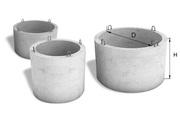 Кольца бетонные  размеры 1м,  1, 5м цена Николаев